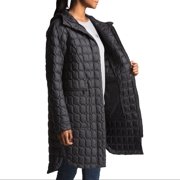 5a4e6eb44 North Face Womens Thermoball Duster Jacket NWT